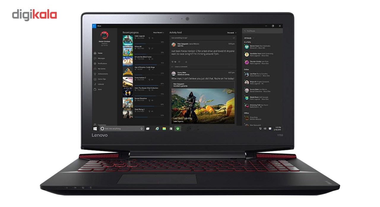 لپ تاپ 15 اینچی لنوو مدل Ideapad Y700 - P