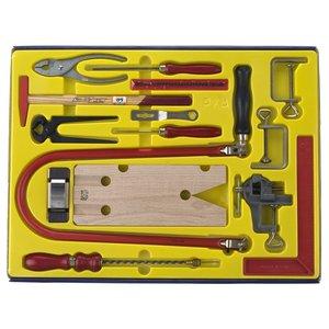 مجموعه 15 عددی ابزار کاردستی ایران پتک مدل GB 1010