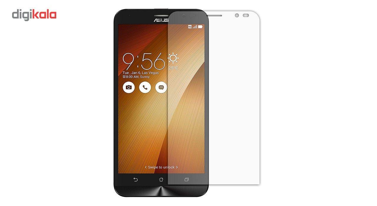 محافظ صفحه نمایش شیشه ای مدل تمپرد مناسب برای گوشی موبایل ایسوس ZenFone Go 5.5 ZB551KL main 1 1