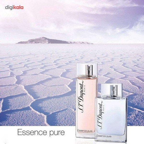 ادو تویلت زنانه اس.تی.دوپونت مدل Essence Pure حجم 100 میلی لیتر main 1 2