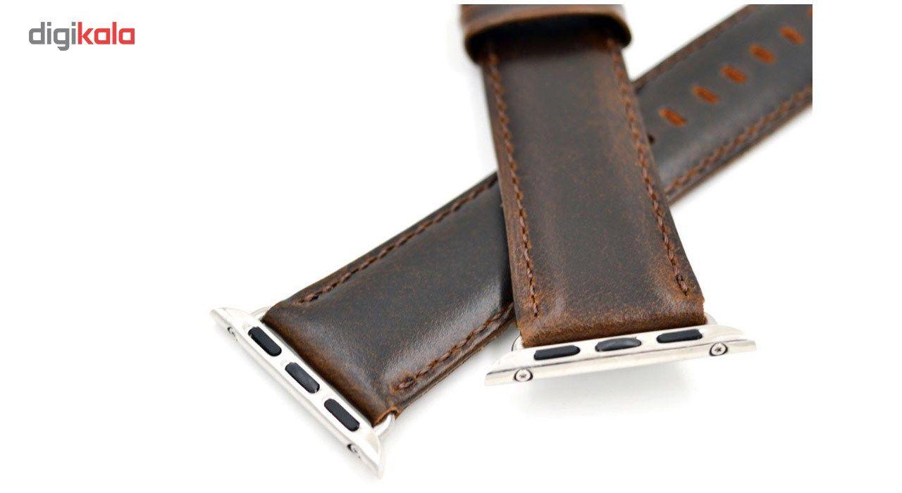 بند چرمی مدل Milanese مناسب برای اپل واچ 42 میلی متری main 1 8