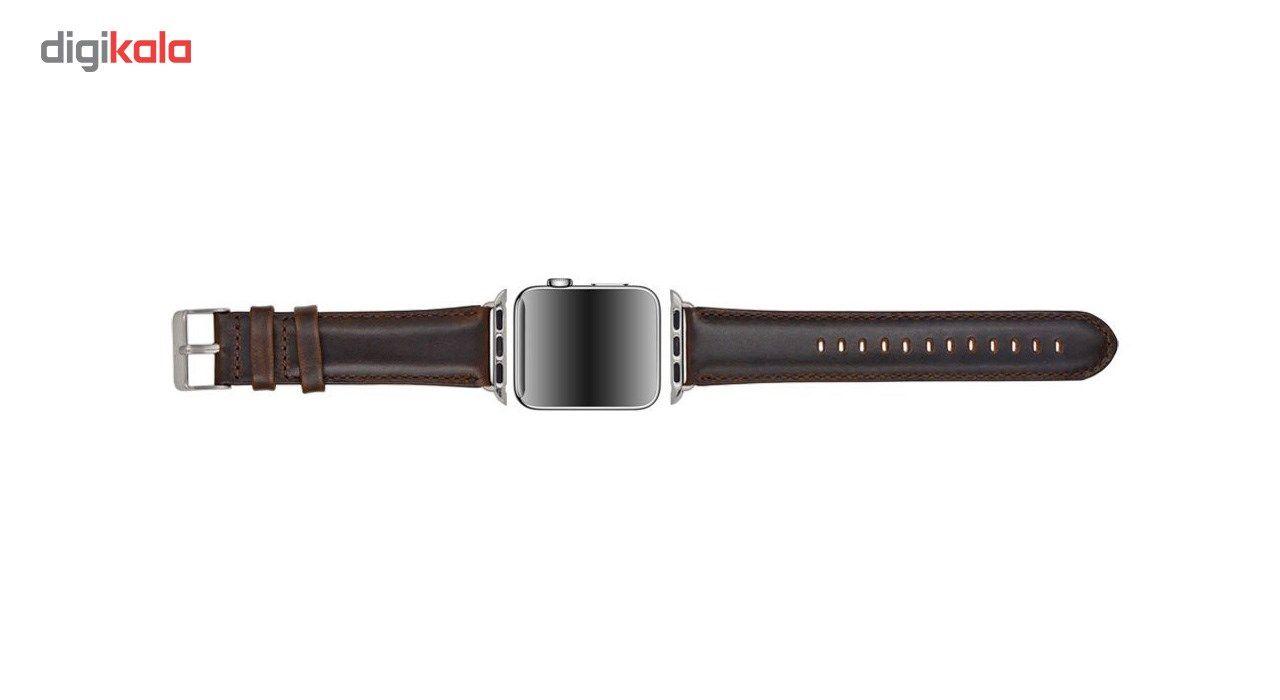 بند چرمی مدل Milanese مناسب برای اپل واچ 42 میلی متری main 1 11