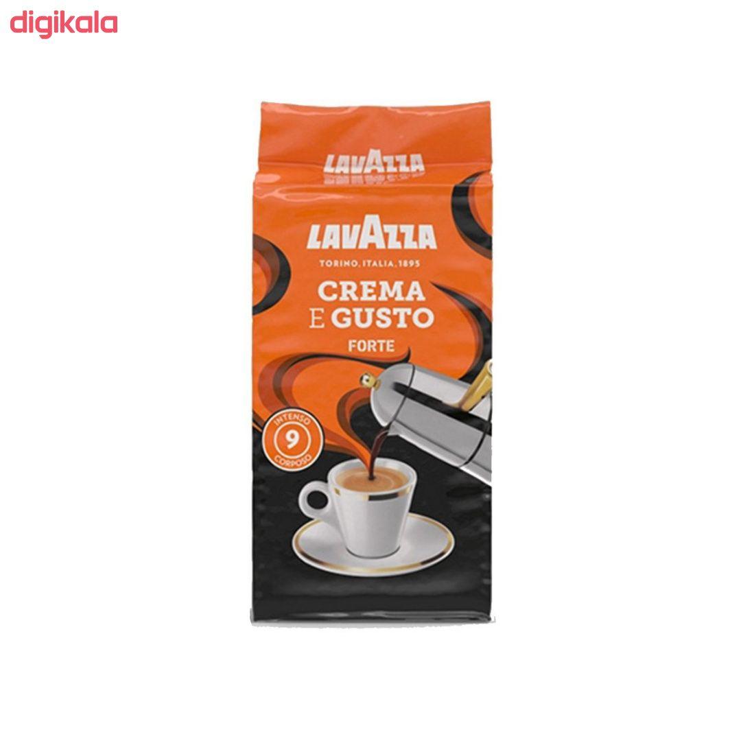 پودر قهوه فورته لاواتزا - ۲۵۰ گرم main 1 1