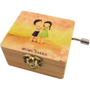 جعبه موزیکال طرح دار کد 02