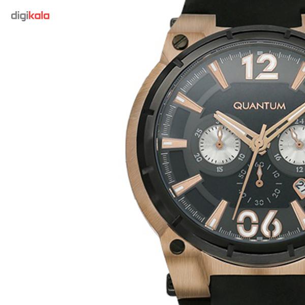 ساعت مچی عقربه ای مردانه کوانتوم مدل PWG407.851              ارزان