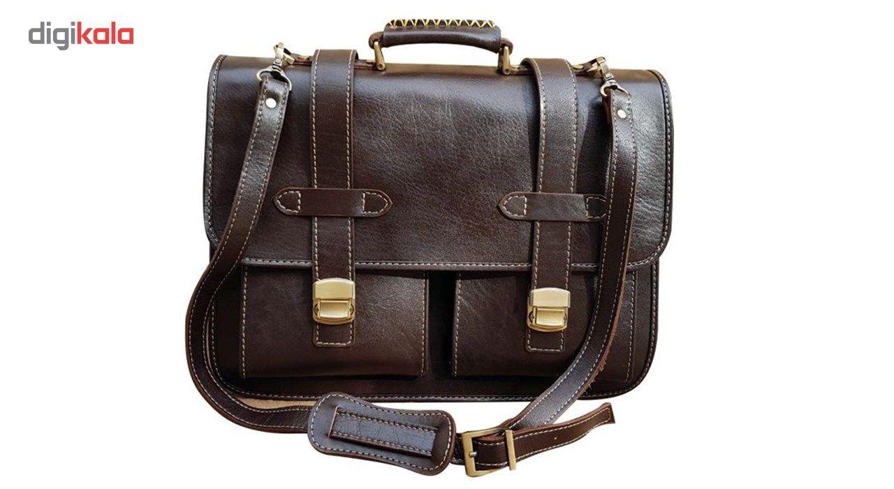 کیف اداری مردانه کد 126 -  - 2