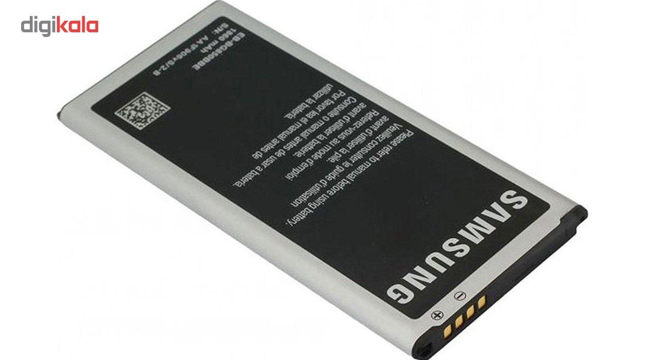 باتری موبایل گالکسی مدل EB-BG850BBE با ظرفیت 1860mAh مناسب برای گوشی موبایل سامسونگ گالکسی Alpha main 1 4