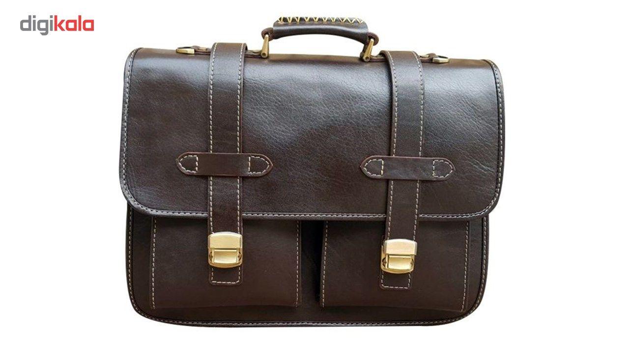 کیف اداری مردانه کد 126 -  - 3