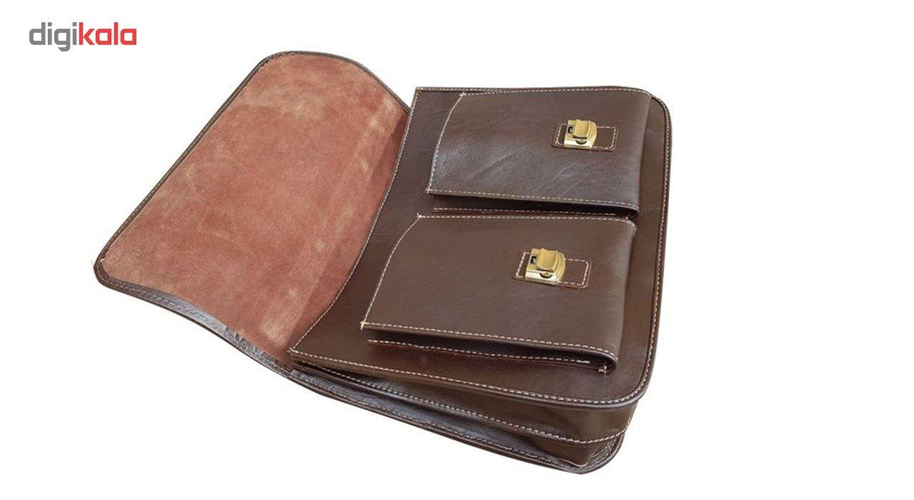 کیف اداری مردانه کد 126 -  - 4
