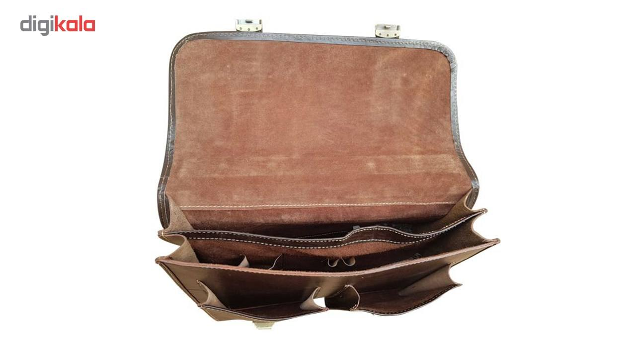 کیف اداری مردانه کد 126 -  - 5