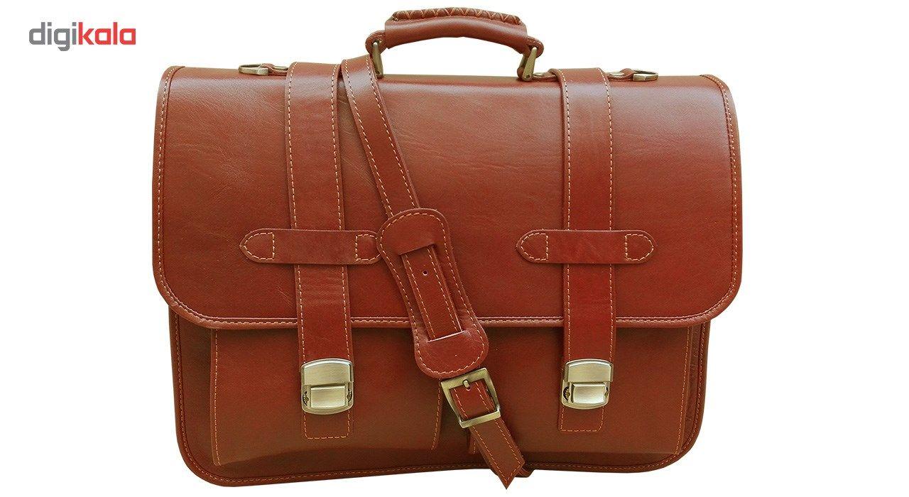 کیف اداری مردانه کد 126 -  - 7