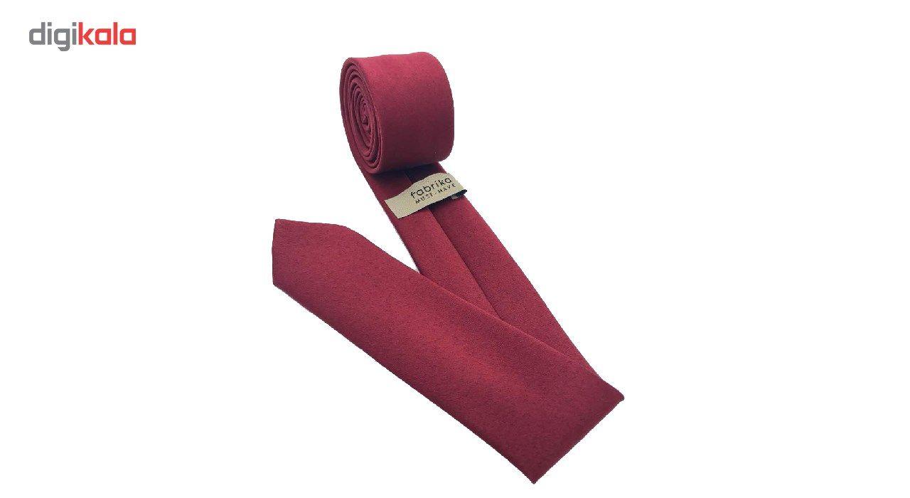 کراوات مردانه هکس ایران مدل R005 -  - 3