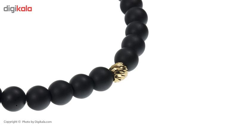 دستبند طلا 18 عیار ماهک مدل MB0327 - مایا ماهک