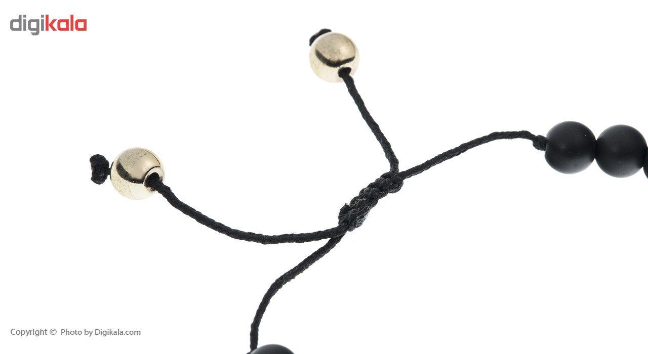 دستبند طلا 18 عیار ماهک مدل MB0327 - مایا ماهک -  - 1