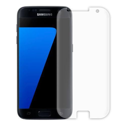 محافظ صفحه نمایش TPU مدل Full Cover مناسب برای گوشی موبایل سامسونگ Galaxy S7 edge