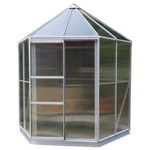 گلخانه آلاچیق خانه سبز مدل هگزا H2