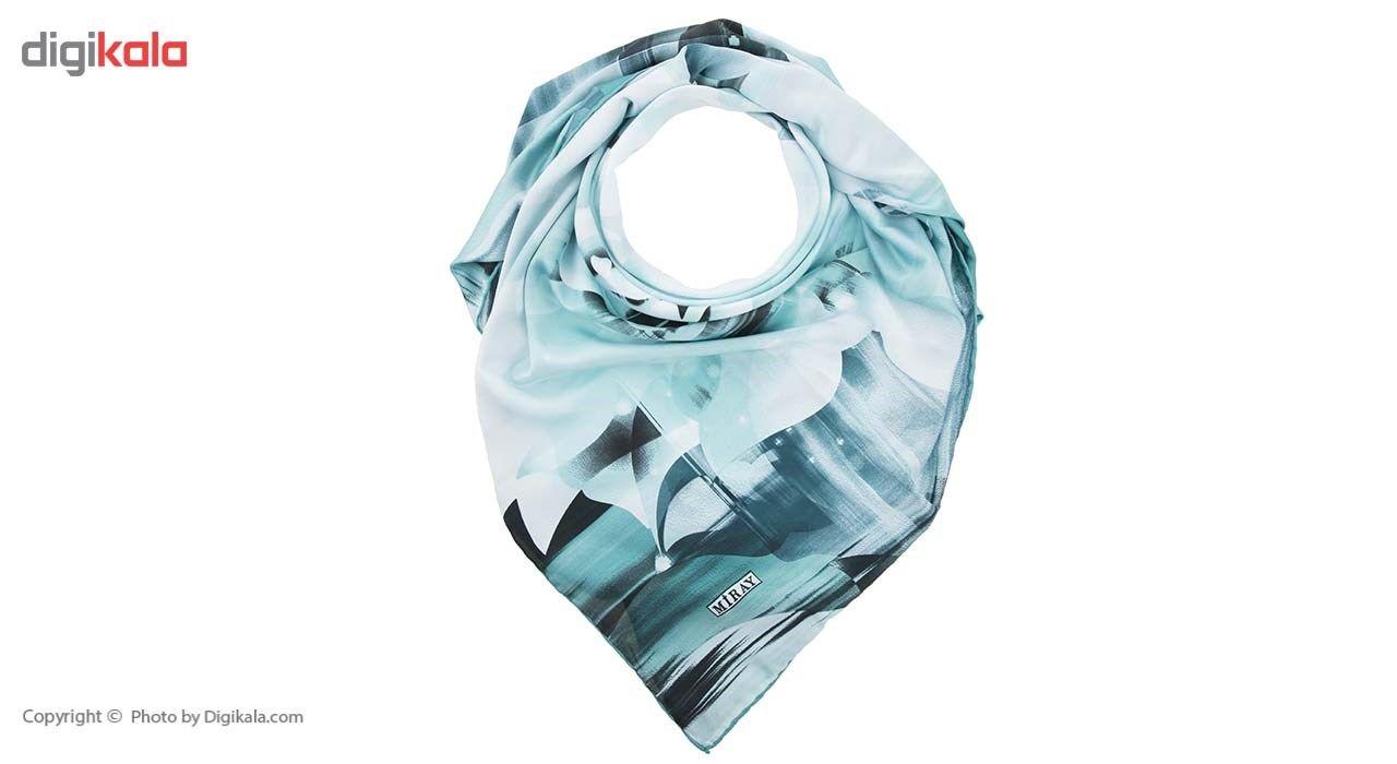 روسری میرای مدل M-217 - شال مارکت -  - 1