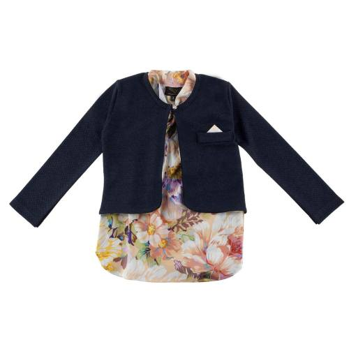ست لباس دخترانه آنجل مدل AF1101371
