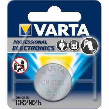 باتری سکه ای وارتا مدل CR2025