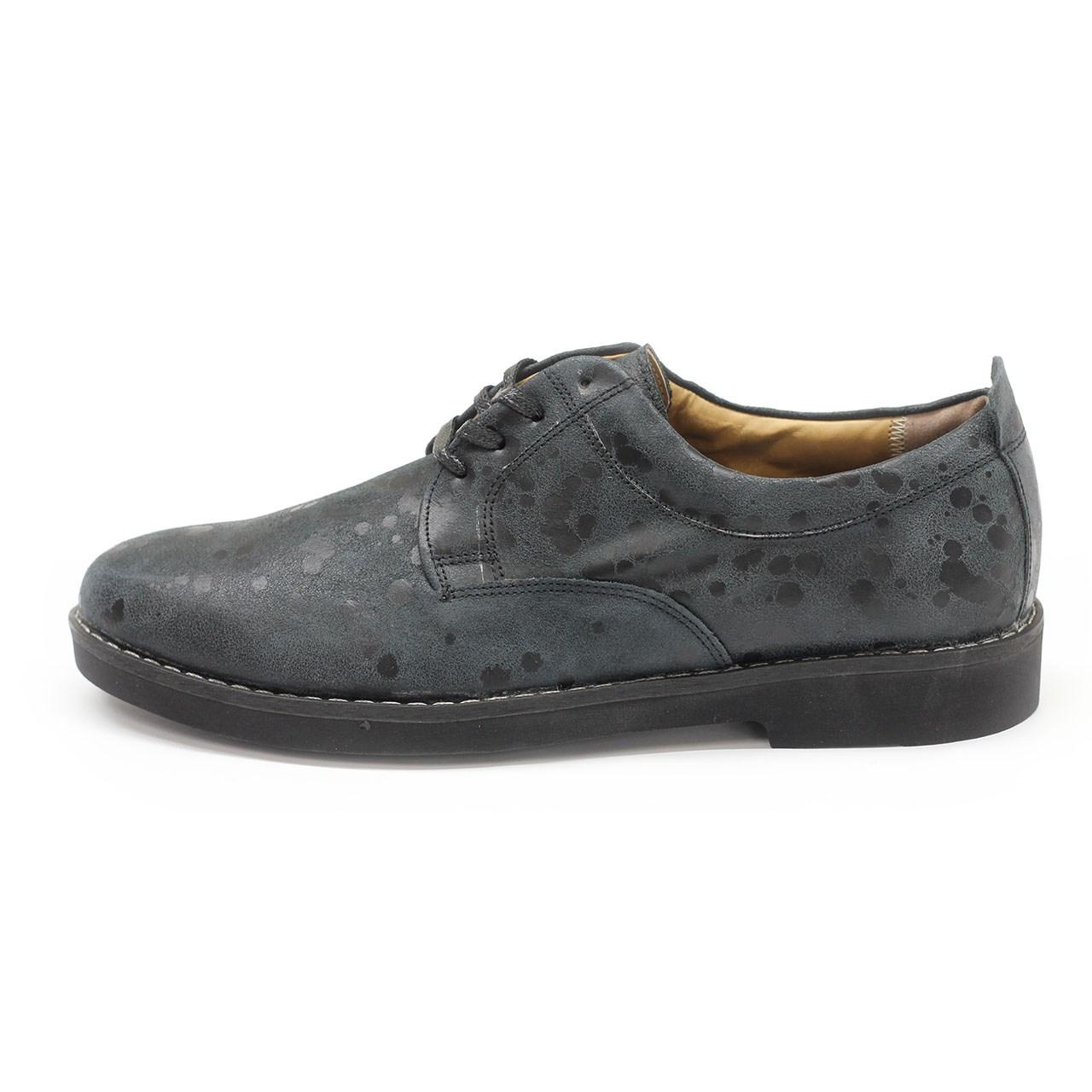 کفش چرم مردانه مدل کلاسیک