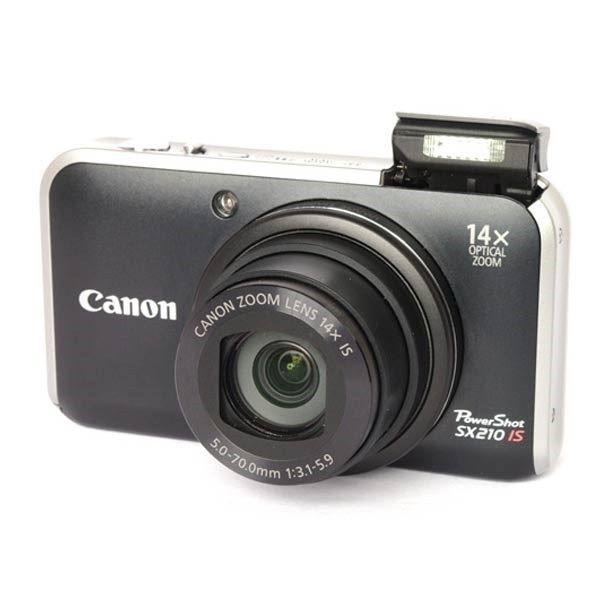 دوربین دیجیتال کانن پاورشات اس ایکس 210 آی اس