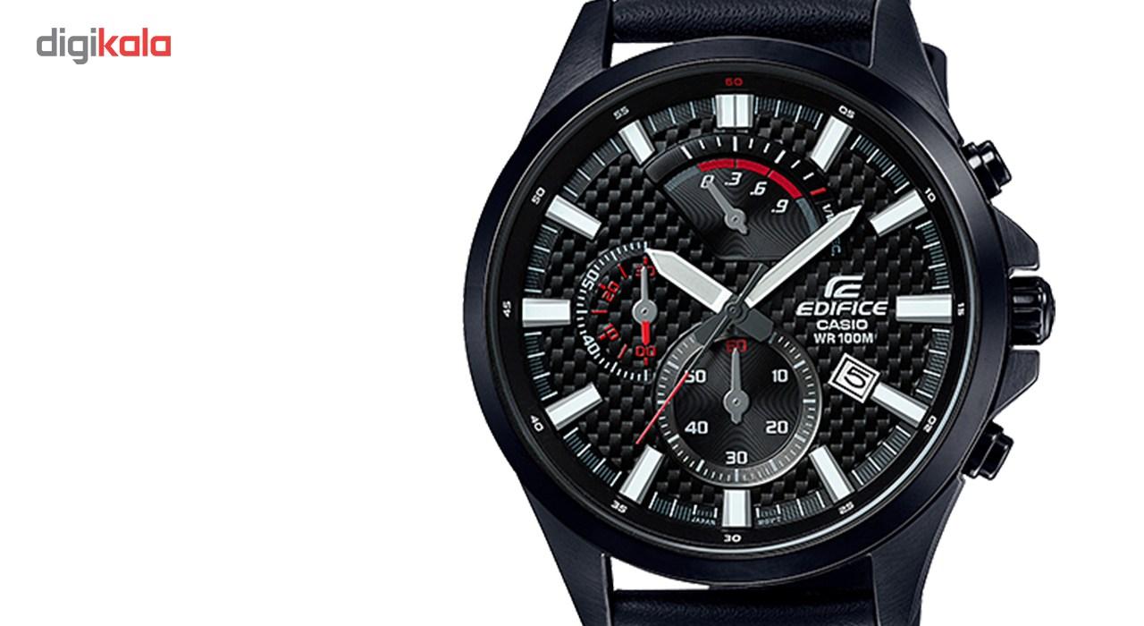 ساعت  کاسیو مدل EFV-530BL-1AVUDF