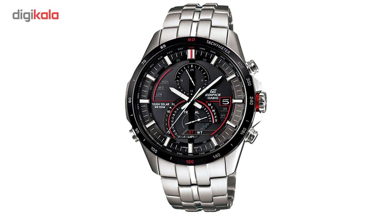 خرید ساعت مچی عقربه ای مردانه کاسیو مدل EQS-A500DB-1AVDR