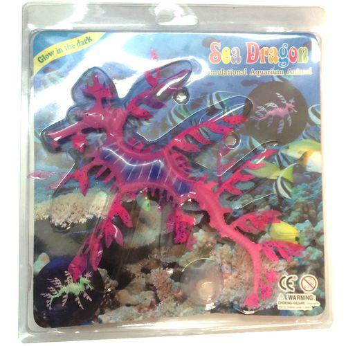 اژدهای دریایی مصنوعی آکواریوم مدل شبرنگ