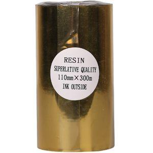 ریبون پرینتر لیبل زن NP مدل Resin 110mm x 300m