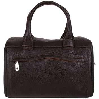 کیف دستی چرم طبیعی پایا چرم طرح 220 مدل 00-40