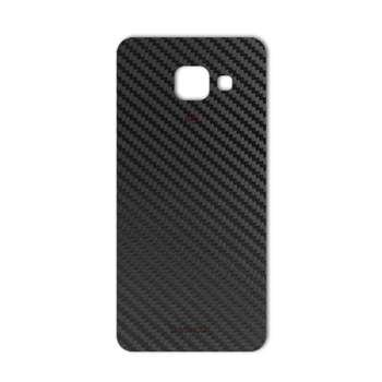 برچسب پوششی ماهوت مدل Carbon-fiber Texture مناسب برای گوشی  Samsung A3 2016
