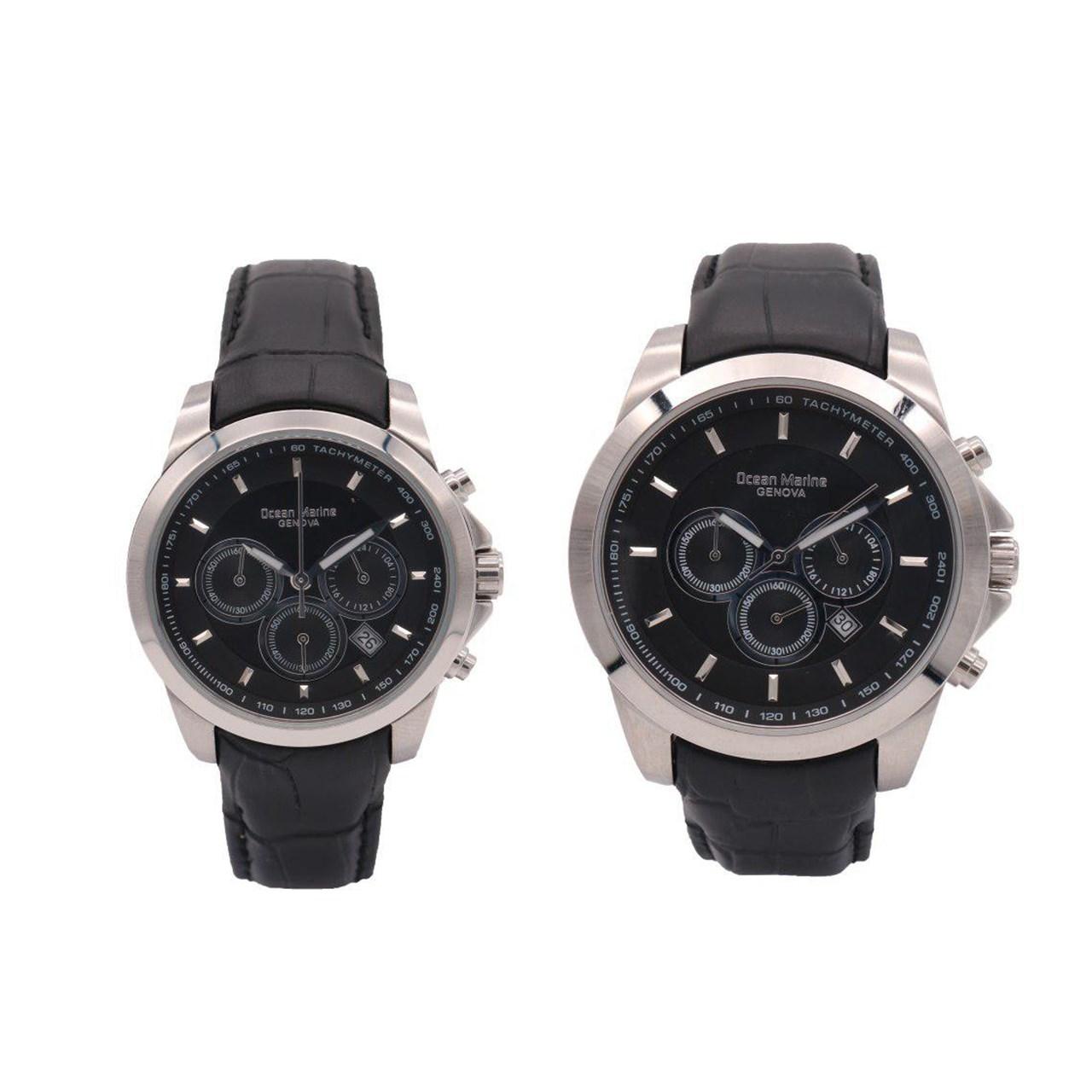 ساعت ست مردانه و زنانه اوشن مارین مدل OM-8105L-1 و OM-8105G-1