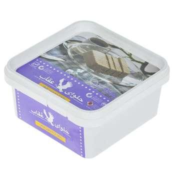 حلوا ارده بدون شکر عقاب مقدار 250 گرم