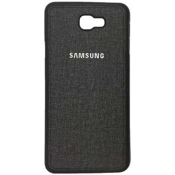 کاور ژله ای طرح پارچه مناسب برای گوشی موبایل سامسونگ Galaxy J5 Prime