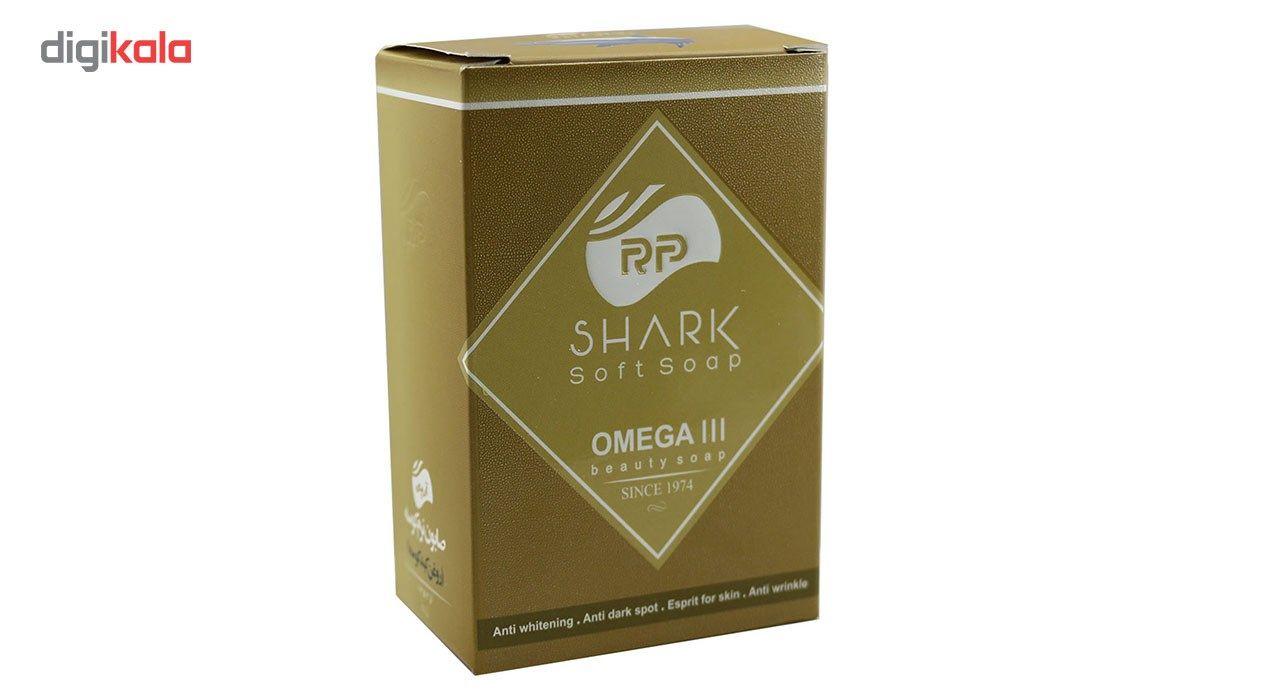 صابون نرم کوسه آرپی مدل Shark مقدار 95 گرم main 1 1
