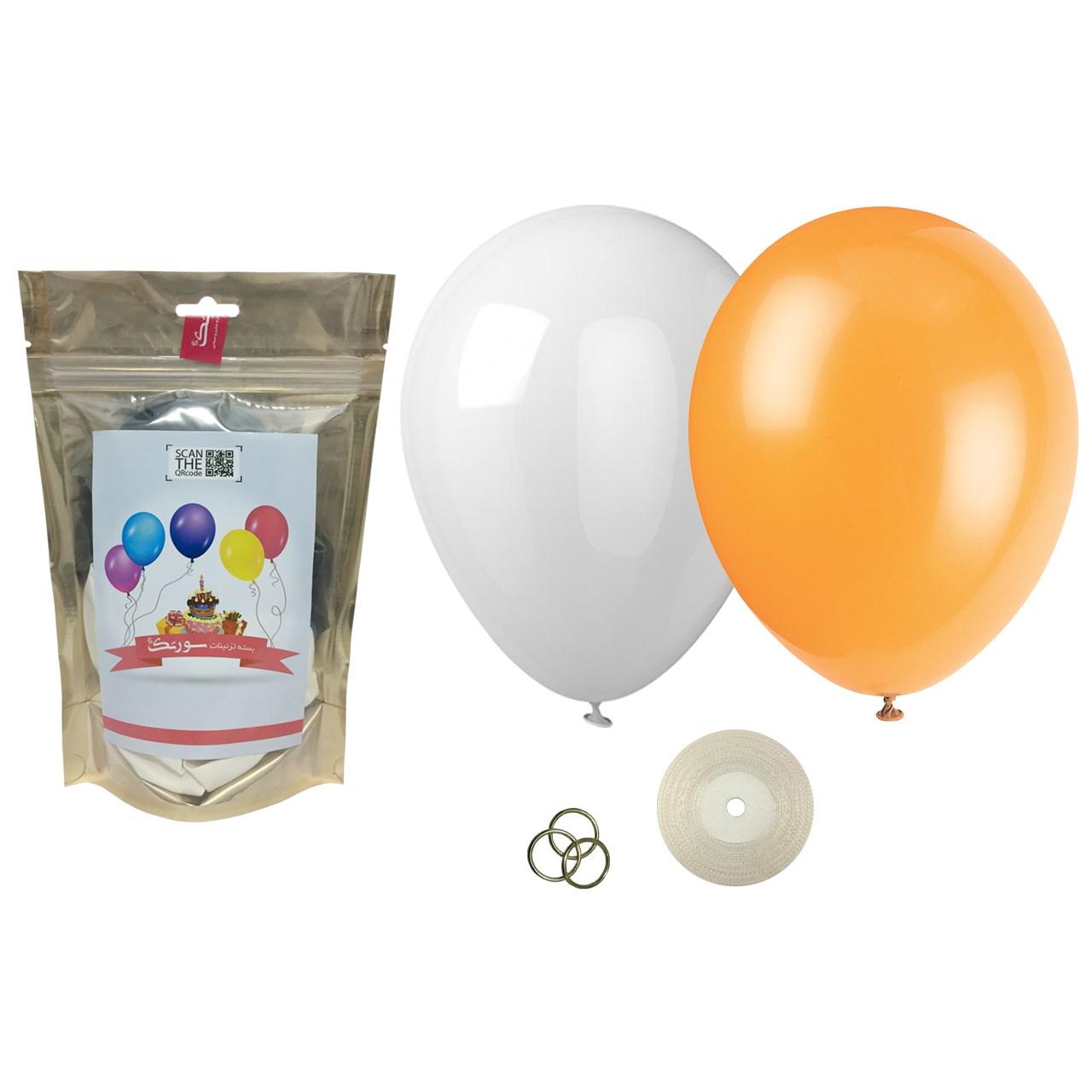 عکس پک بادکنک آرایی Helium Quality سورتک مدل STLH-19