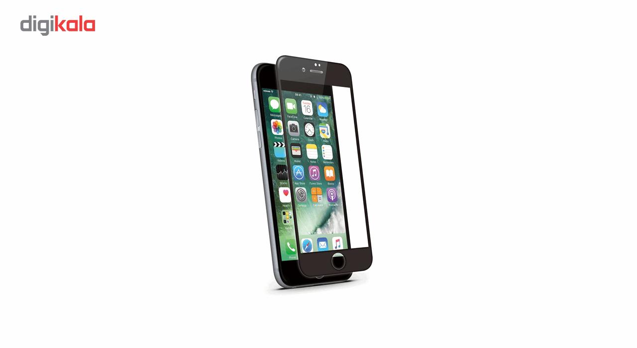 محافظ صفحه نمایش شیشه ای مدل Grizz Guard مناسب برای گوشی موبایل اپل iPhone 7 Plus main 1 1