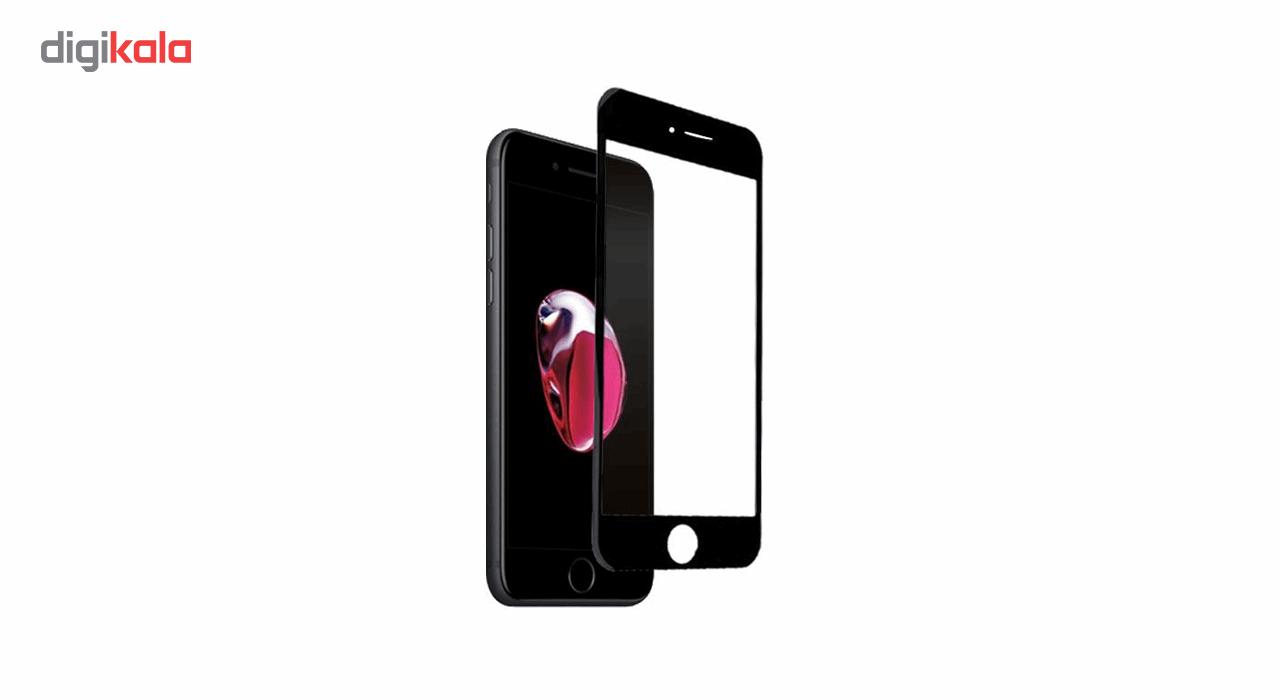 محافظ صفحه نمایش شیشه ای مدل Grizz Guard مناسب برای گوشی موبایل اپل iPhone 7 Plus main 1 3