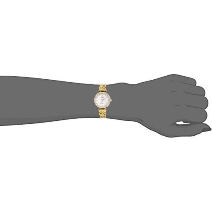ساعت مچی عقربه ای زنانه سیتی زن مدل ER0212-50D -  - 9