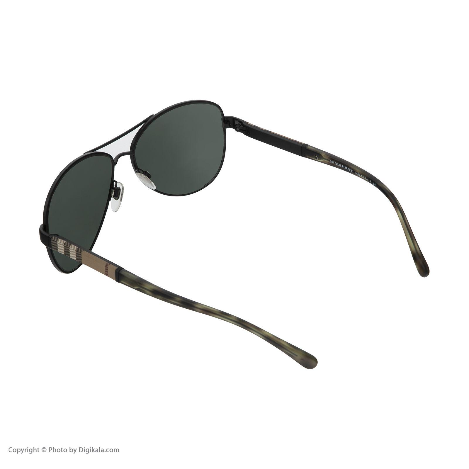عینک آفتابی زنانه بربری مدل BE 3080S 123371 59 -  - 5
