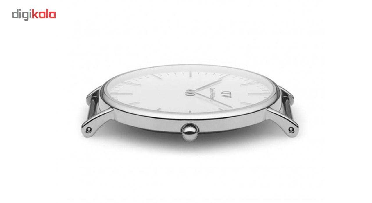 ساعت مچی عقربه ای مردانه دنیل ولینگتون مدل DW00100018