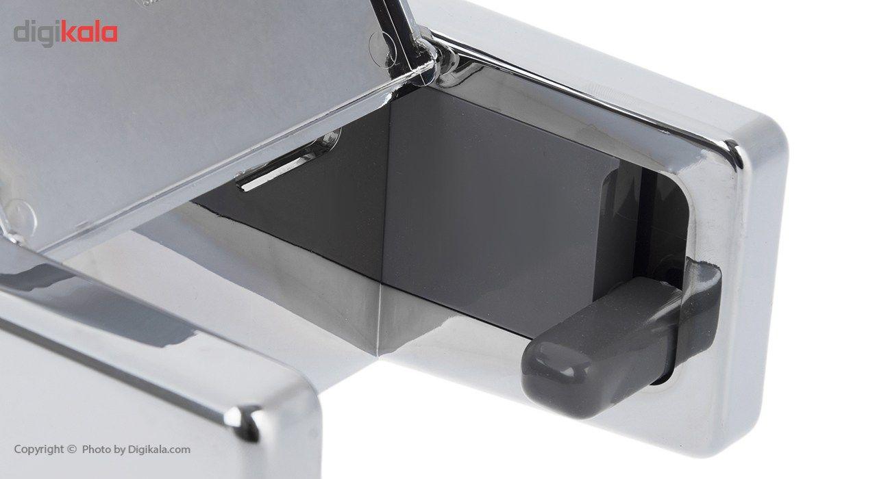 جای دستمال توالت سنی پلاستیک مدل Niyama main 1 4