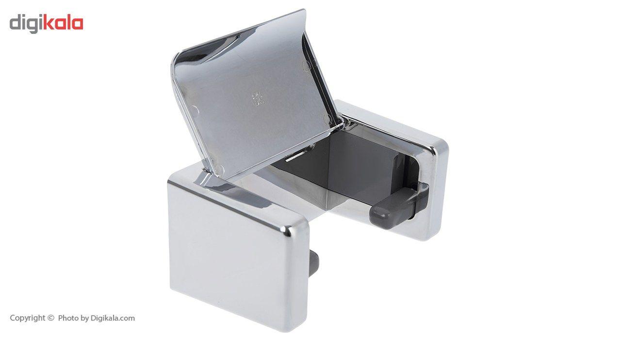 جای دستمال توالت سنی پلاستیک مدل Niyama main 1 5