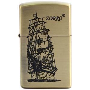 فندک زورو التیمیت جاستیک مدل Ship 902