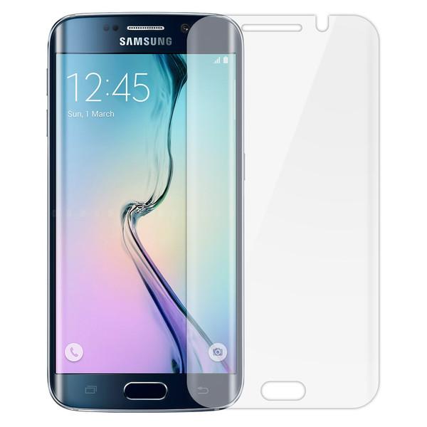 محافظ صفحه نمایش تی پی یو مدل Full Cover مناسب برای گوشی موبایل سامسونگ Galaxy S6 Edge Plus