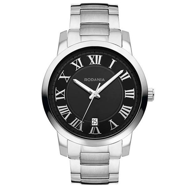 ساعت مچی عقربه ای مردانه رودانیا مدل 26055.48