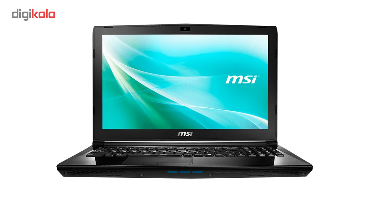 لپ تاپ 15 اینچی ام اس آی مدل CX62-7QL - A