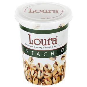 پسته لیوانی لورا مقدار 220 گرم