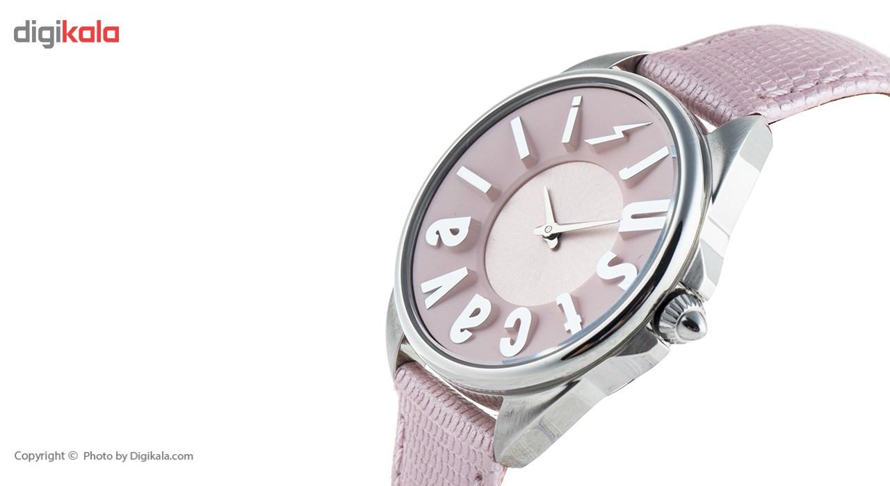 ساعت مچی عقربه ای زنانه جاست کاوالی مدل JC1L008L0035