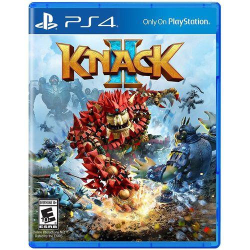 بازی 2 Knack مخصوص PS4